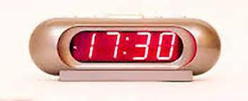 Changement d'heure (Sorties de semaine)