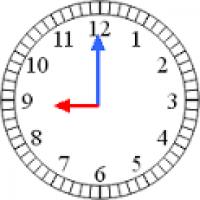Changement d'heure sortie du samedi (13H00)